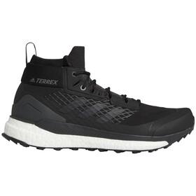 adidas TERREX Free Hiker GORE-TEX Scarpe da trekking Uomo, core black/grey three/active orange
